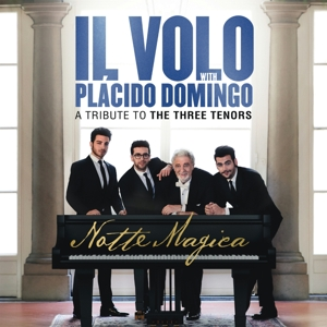 Notte Magica: A Tribute to the Three Tenors | Dodax.com