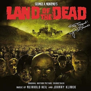 Land of the Dead [Original Motion Picture Soundtrack] | Dodax.co.jp