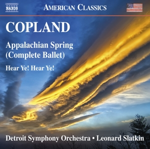 Appalachian Spring (complete) | Dodax.ch
