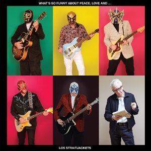 What's So Funny About Peace Love and Los Straitjackets | Dodax.ch