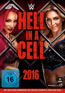 Hell In A Cell 2016   Dodax.fr