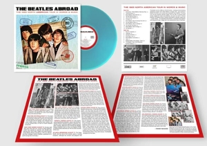 Abroad...1965 North America Tour In Words & Music   Dodax.co.jp