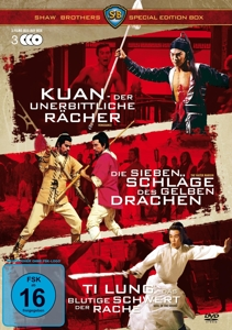 Shaw Brothers Special Edition Box. Tl.1, 3 DVD | Dodax.at