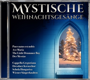 Mystische Weihnachten, 2 Audio-CDs | Dodax.at