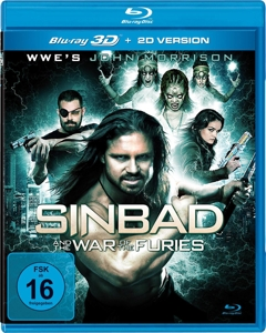 Sinbad and the War of the Furies | Dodax.es