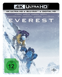 Everest 4K, 2 UHD-Blu-ray | Dodax.at