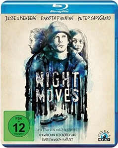 Night Moves Blu-Ray | Dodax.fr