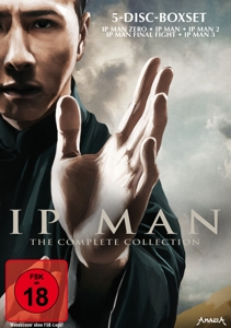 Ip Man - The Complete Collection | Dodax.nl