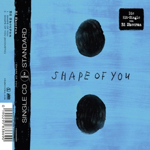 SHAPE OF YOU(2-TRACK) | Dodax.com