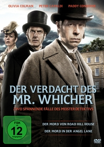 polyband The suspicions of Mr Whicher | Dodax.nl
