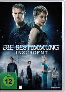 Die Bestimmung - Insurgent, 1 DVD | Dodax.co.uk