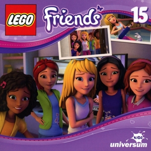 LEGO® Friends - Das verschwundene Haus. Tl.15, 1 Audio-CD | Dodax.co.jp
