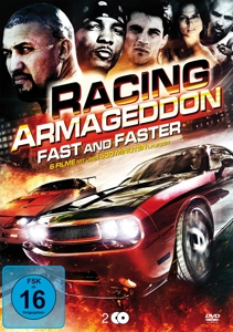 Racing Armageddon - Fast and Faster, 2 DVDs | Dodax.de