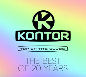 Kontor Top Of The Clubs - The Best Of 20 Years, 4 Audio-CDs | Dodax.ch