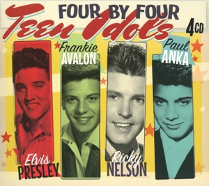 FOUR BY FOUR - TEEN IDOLS | Dodax.ca