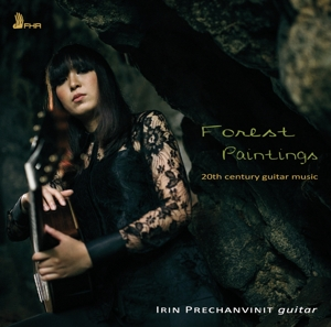 Forest Paintings: 20th Century Guitar Music | Dodax.ch