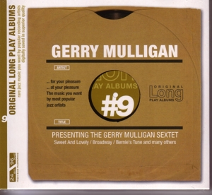 Presenting the Gerry Mulligan Sextet | Dodax.fr