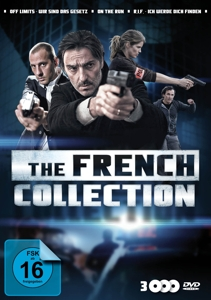 The French Collection: Off Limits - On the Run - R.I.F., 3 DVD | Dodax.com