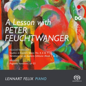 A Lesson with Peter Feuchtwanger | Dodax.fr
