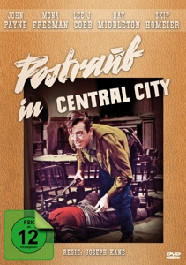 Postraub in Central City (The Road to Denver), 1 DVD | Dodax.at
