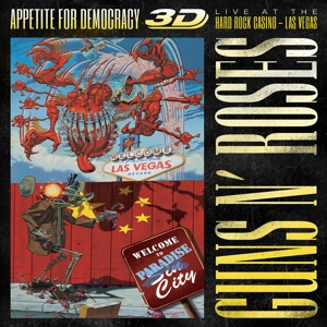 APPETITE FOR DEMOCRACY 3D:(STANDVERS.) 2CD+BLU-ray | Dodax.ch