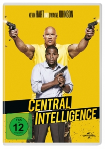 Central Intelligence, 1 DVD | Dodax.ch