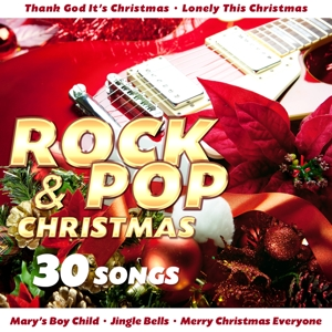 Rock & Pop Christmas, 2 Audio-CDs | Dodax.ch
