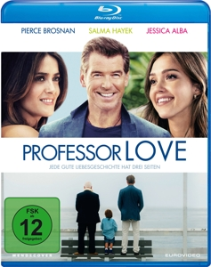 Professor Love, Blu-ray | Dodax.fr