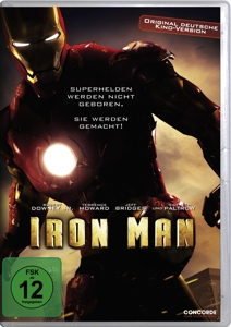 Iron Man, Single Version, 1 DVD | Dodax.ch