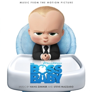 Boss Baby [Music from the Motion Picture] | Dodax.co.jp
