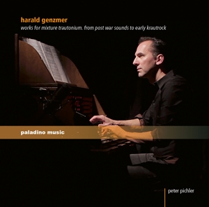 Harald Genzmer: Works for Mixture Trautonium - from Post War Sounds to Early Krautrock | Dodax.ch