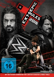Extreme Rules 2016 | Dodax.ch