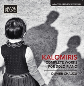 Kalomiris: Complete Works for Solo Piano  | Dodax.ch