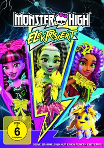 Monster High - Elektrisiert | Dodax.nl