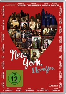 New York, I Love you, 1 DVD | Dodax.at