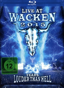Live at Wacken 2015: 26 Years Louder Than Hell | Dodax.nl