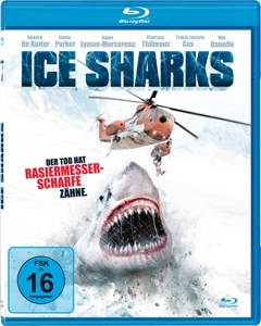 Ice Sharks, 1 Blu-ray | Dodax.co.uk