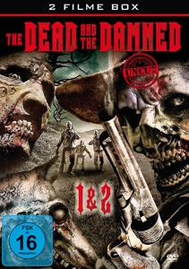 Dead and Damned 1+2, 1 DVD | Dodax.at