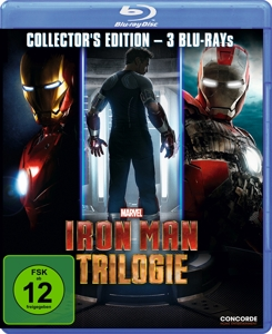 Iron Man Trilogie - Collector's Edition | Dodax.nl