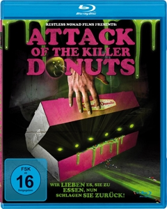 Attack of the Killer Donuts - Uncut Edition | Dodax.it