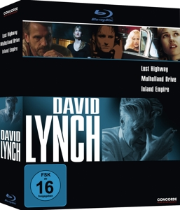 David Lynch Box, 3 Blu-ray | Dodax.at