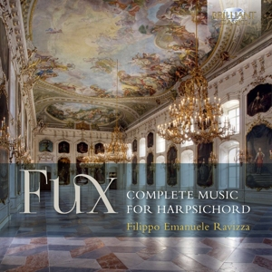 Fux: Complete Music for Harpsichord | Dodax.at