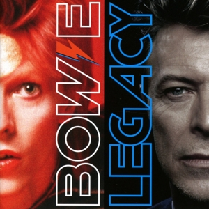 LEGACY(THE VERY BEST OF DAVID BOWIE)   Dodax.es