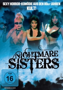 Nightmare Sisters, 1 DVD | Dodax.at