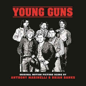 young guns (1988 original soundtrack) | Dodax.ch