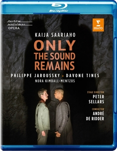 Kaija Saariaho: Only the Sound Remains [Video] | Dodax.fr