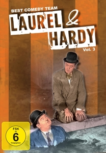 Laurel & Hardy Vol. 3 | Dodax.com