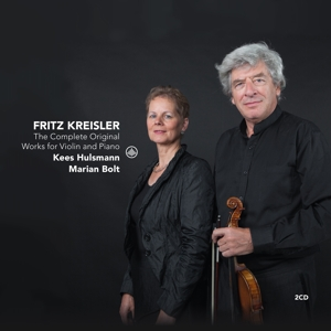 Fritz Kreisler: The Complete Original Works for Violin and Piano | Dodax.ch