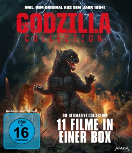 Godzilla Collection - Limited Collection (Softbox) | Dodax.it