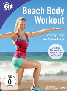 Fit For Fun - Beach Body Workout, 1 DVD | Dodax.at